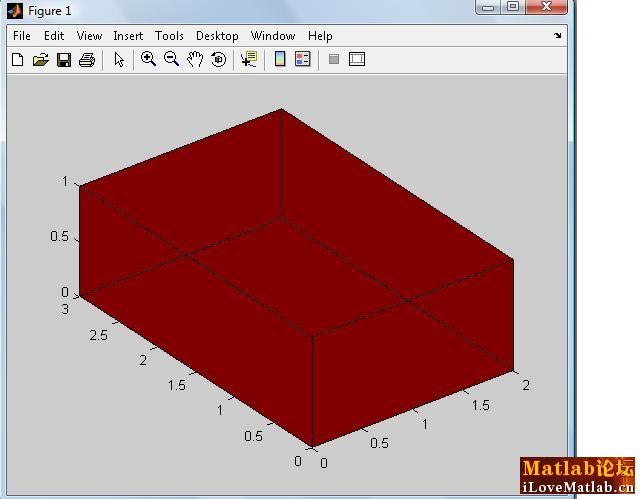 我找到了一个长方体的程序
